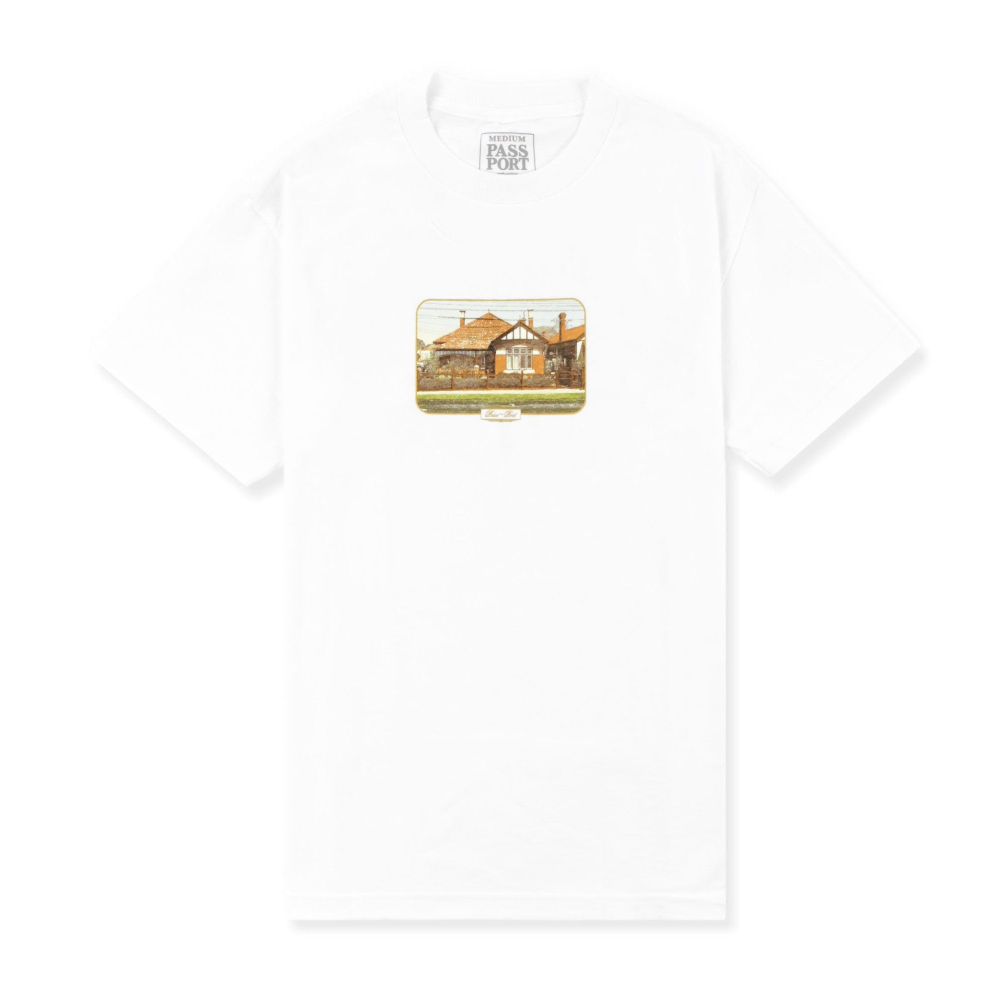 Passport Home Tee Product Photo #1