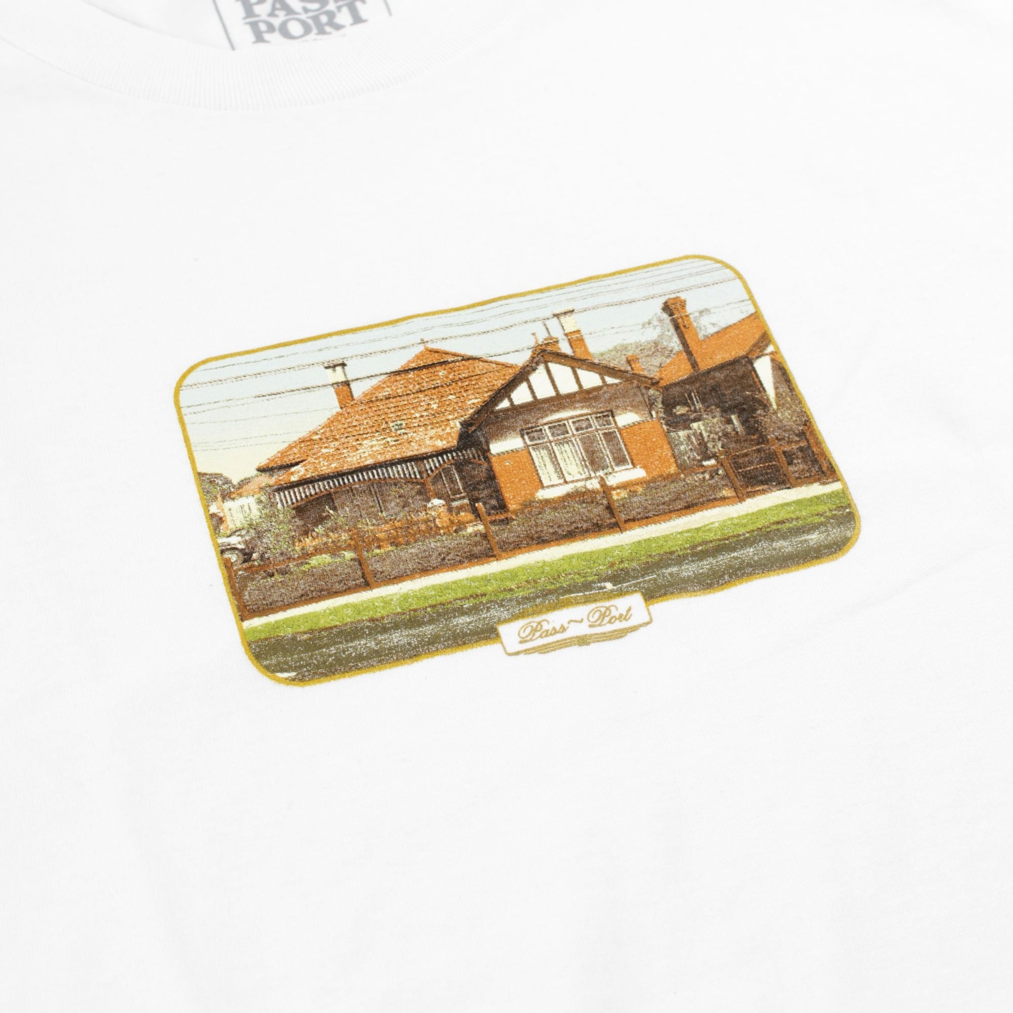 Passport Home Tee Product Photo #2