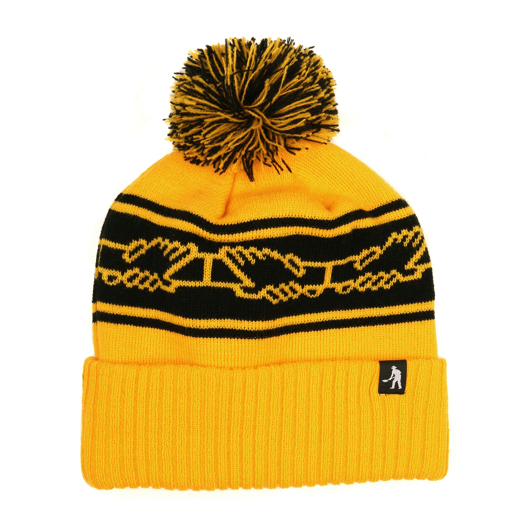 Passport Inter Solid Pom Pom Beanie Product Photo #1