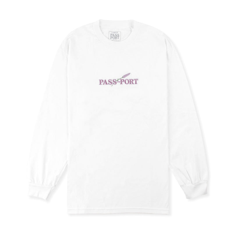 Passport Lavender L/S Tee Product Photo