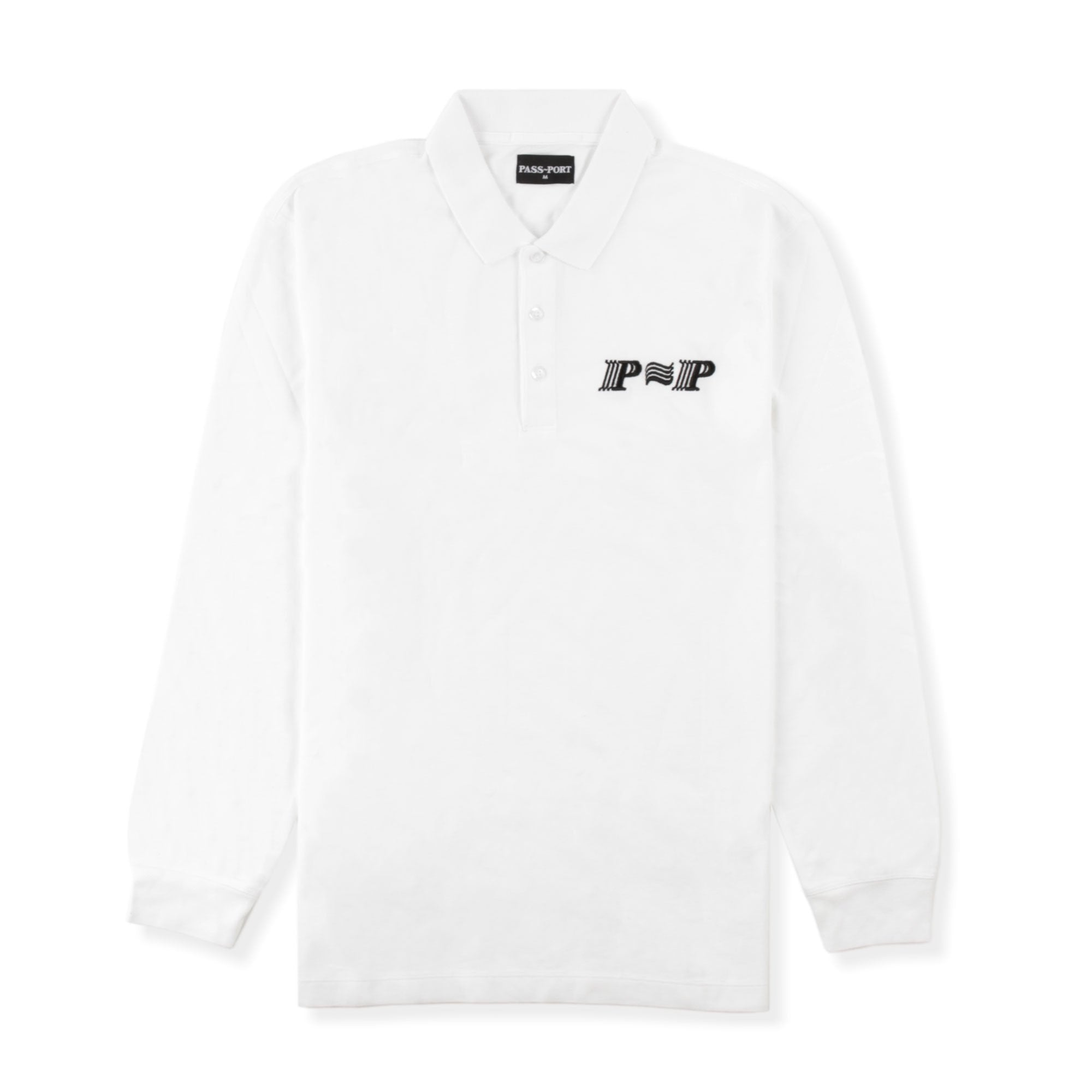 Passport PPP PPP L/S Polo Product Photo #1