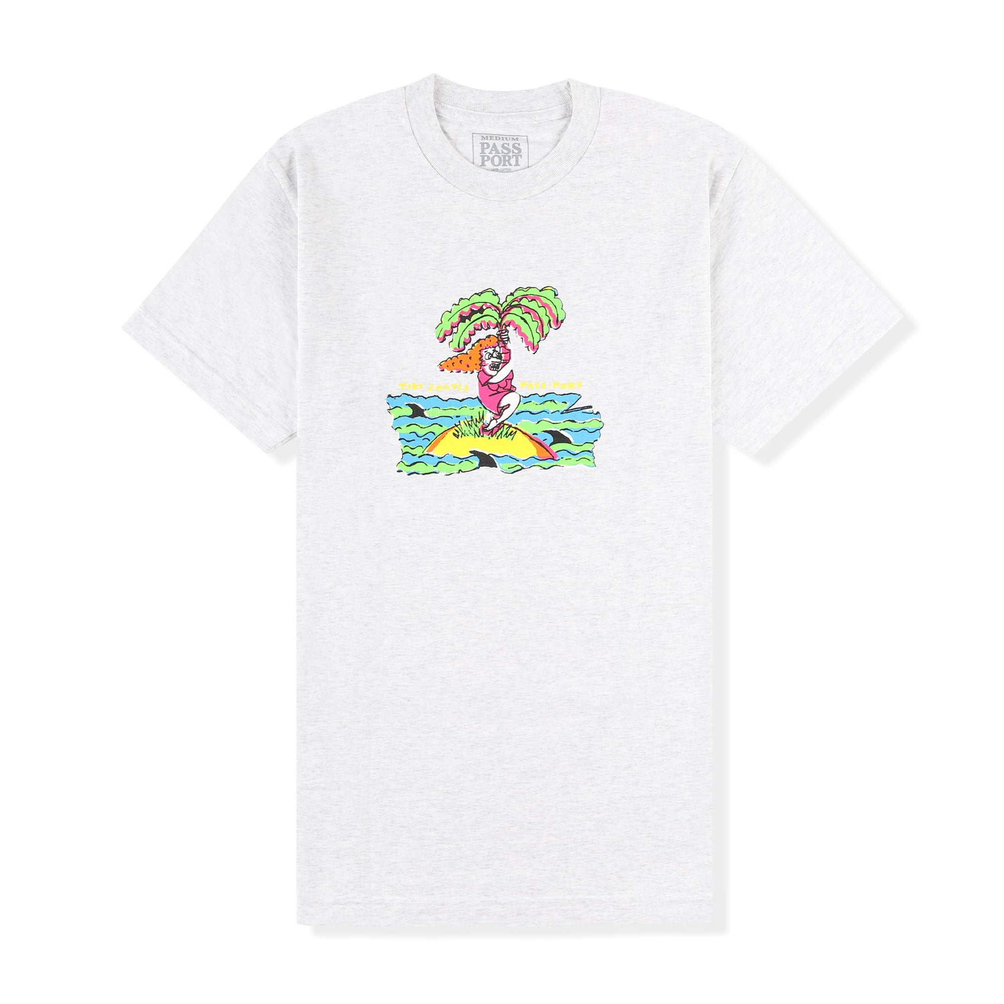 Passport Toby Zoates Darling Tee Product Photo #1