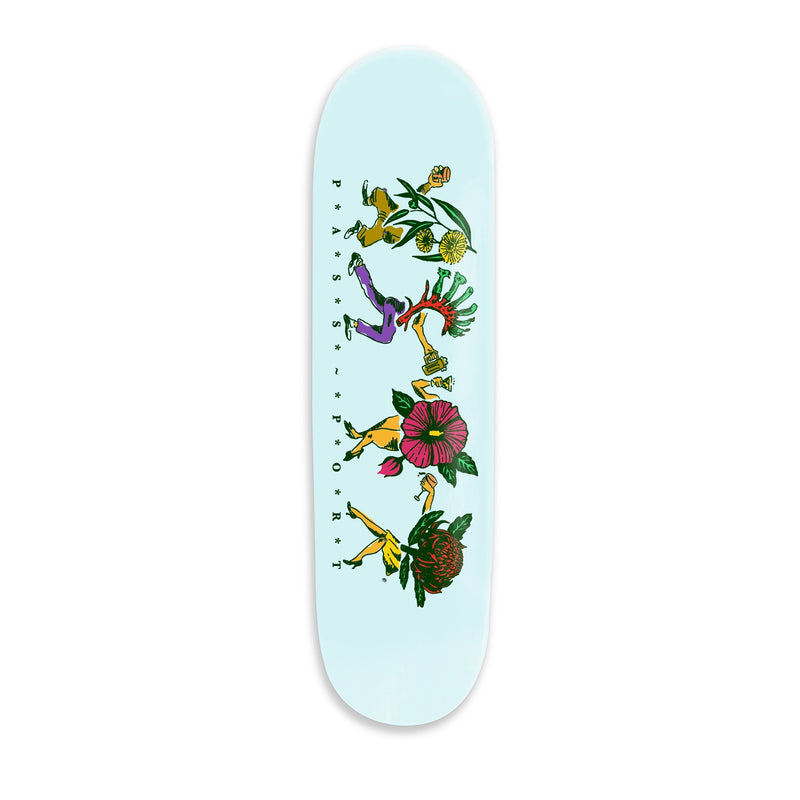 Passport Floral Friends Deck Product Photo