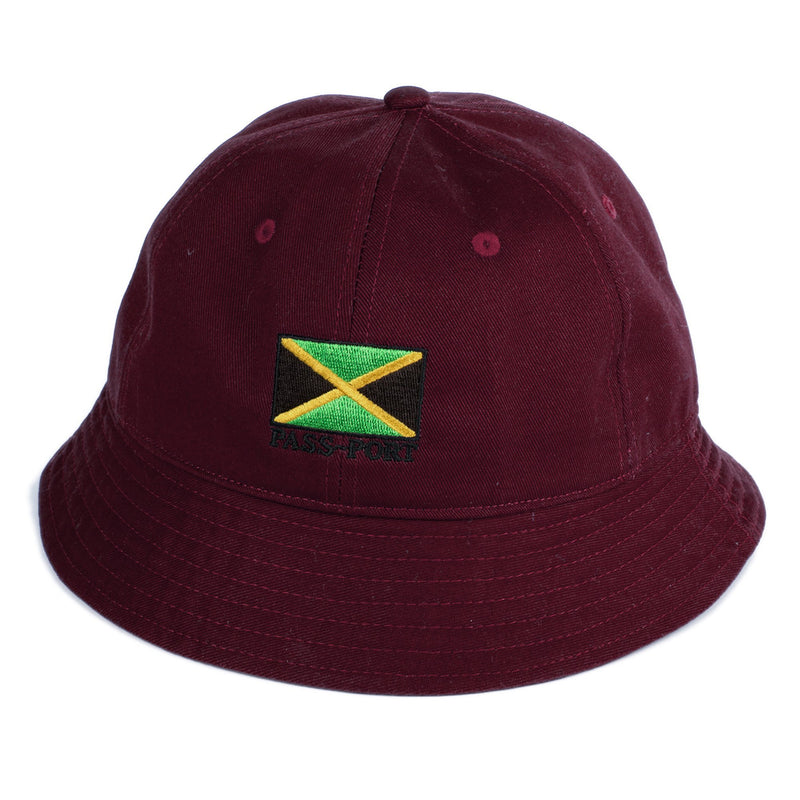Passport Jamaica Bucket Hat Product Photo