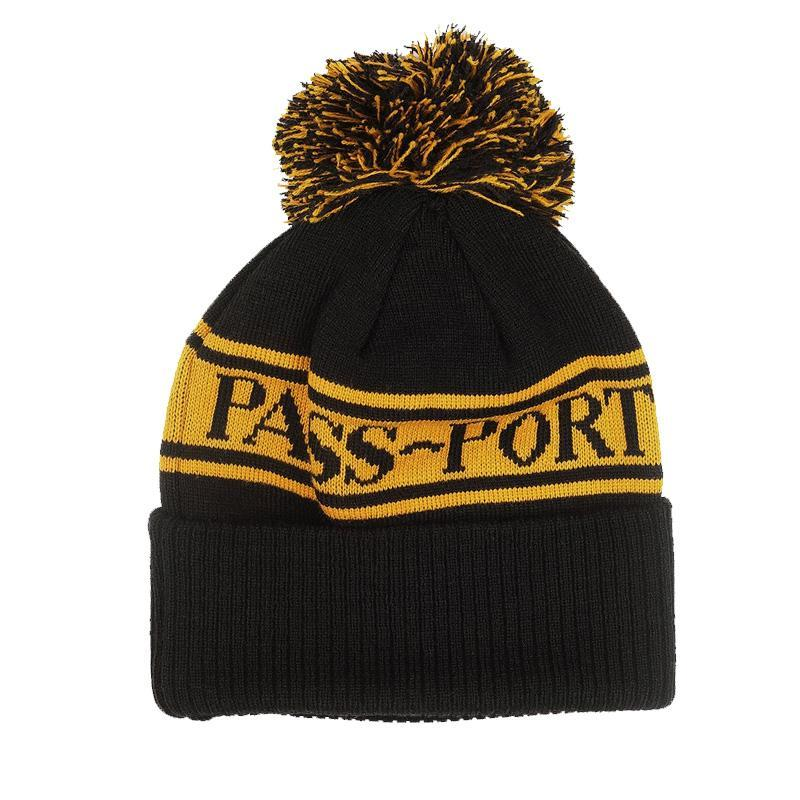 Passport Pill Pom Pom Beanie Product Photo