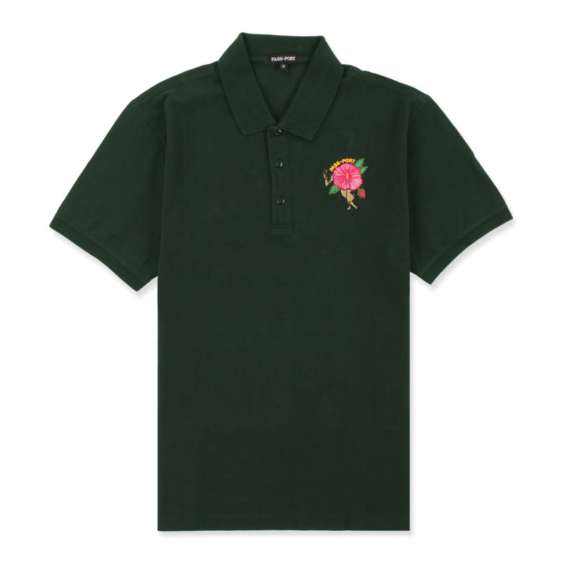 Passport Desert Rose S/S Polo Product Photo