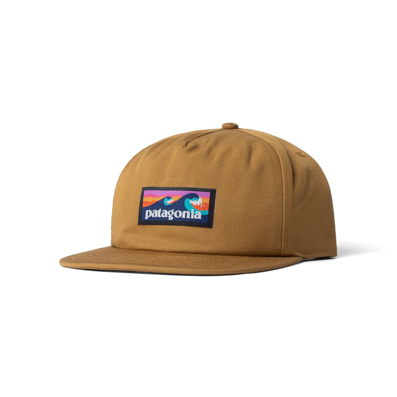 Patagonia Boardshort Label Funfarer Cap Product Photo