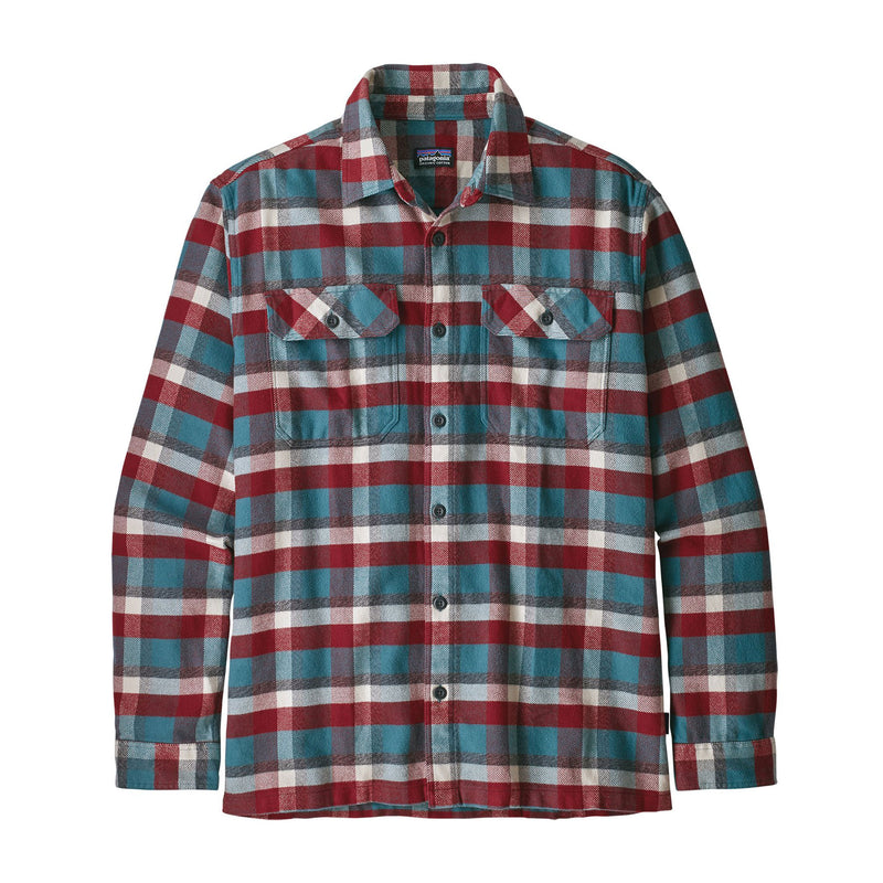 Patagonia Fjord Flannel L/S Shirt Product Photo