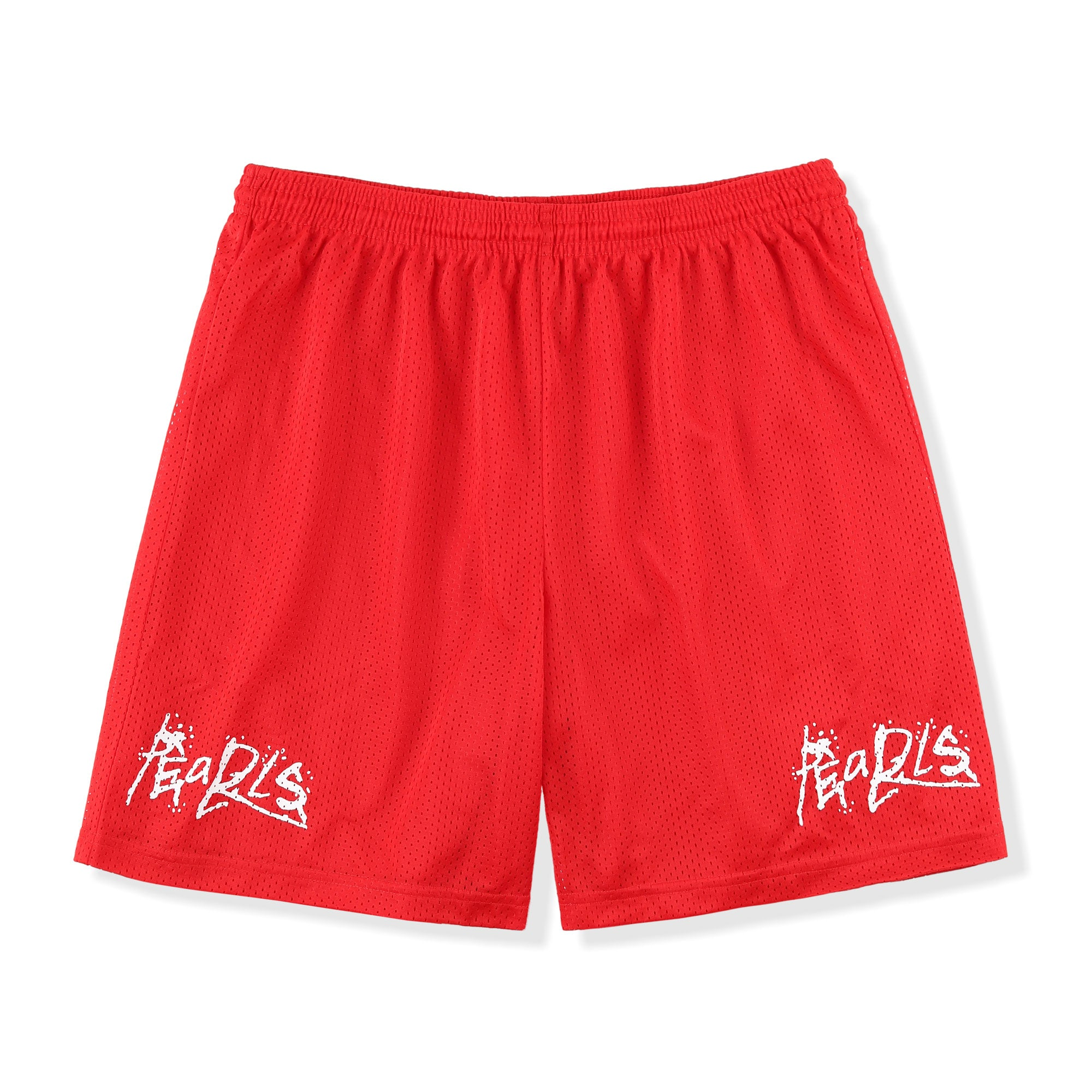 Pearls Scratch Shorts Product Photo #1