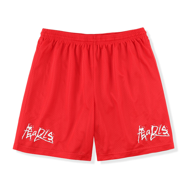 Pearls Scratch Shorts Product Photo