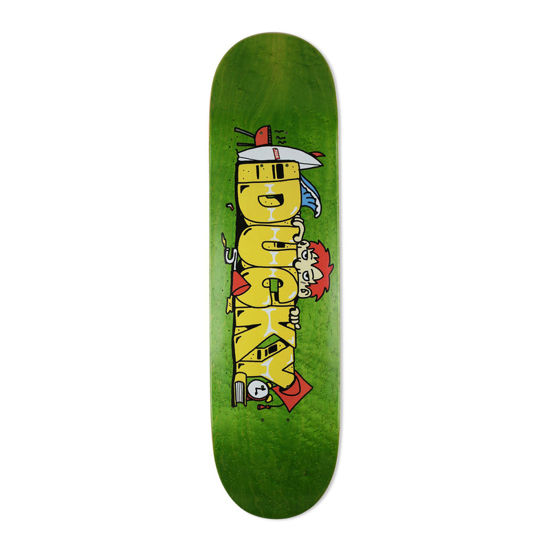 Pizza Kilroy Ducky Deck Product Photo