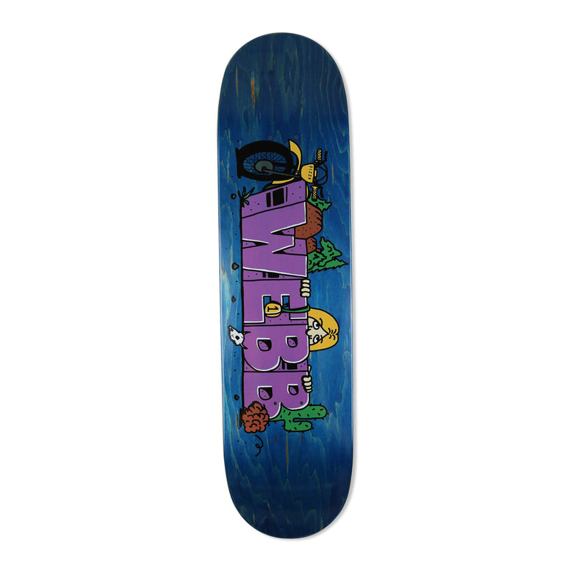 Pizza Kilroy Webb Deck Product Photo