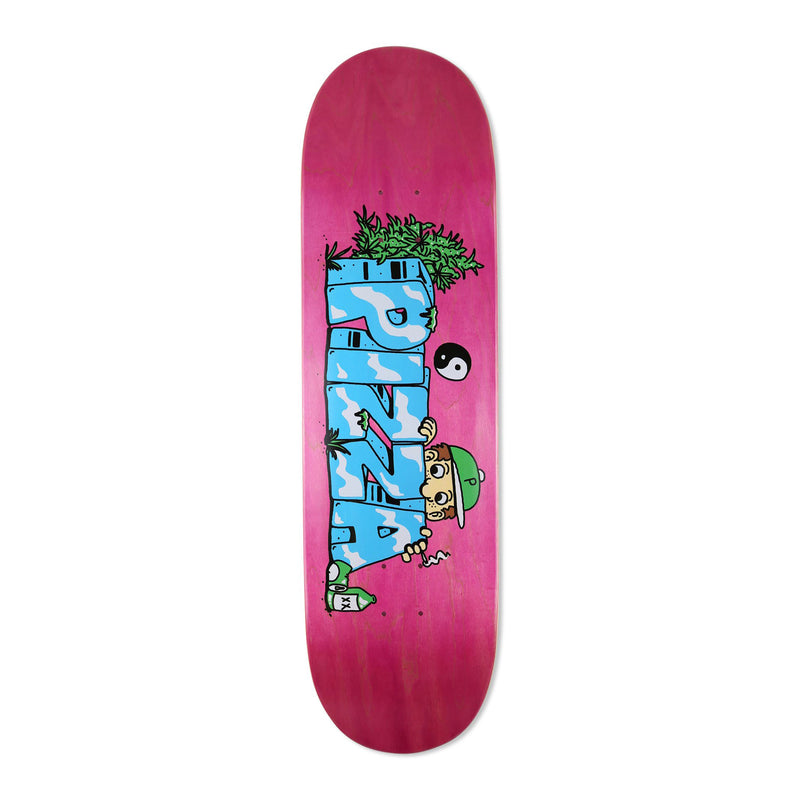 Pizza Kilroy Team Deck Product Photo