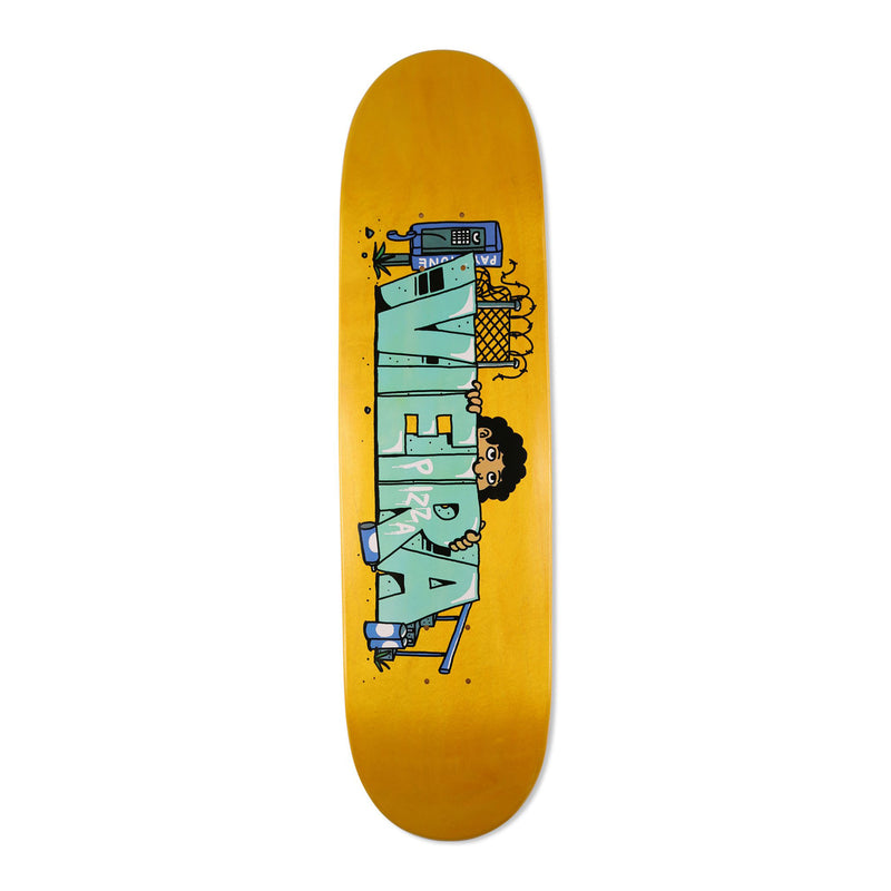 Pizza Kilroy Vierra Deck Product Photo