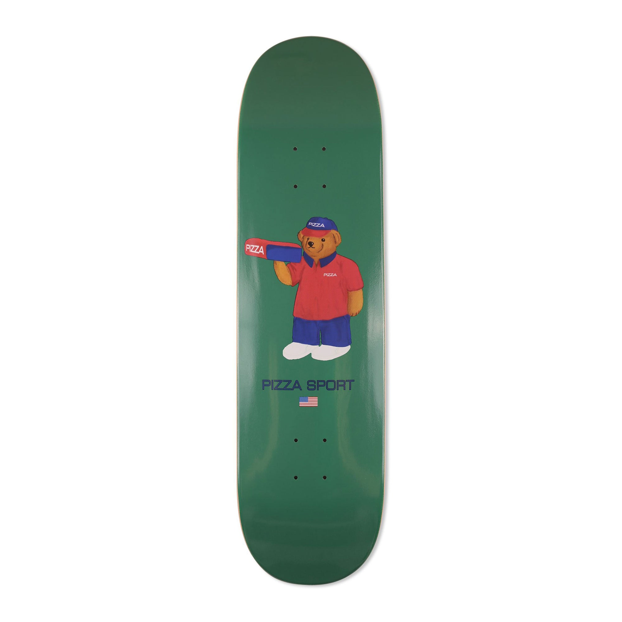 Pizza Sport Bear Deck Product Photo #1