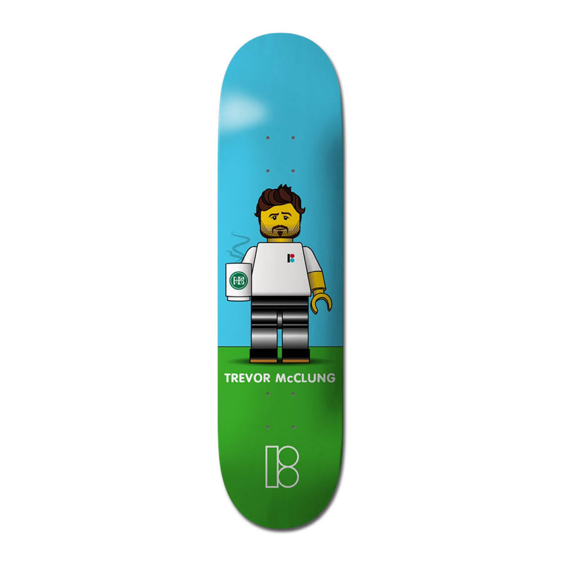Plan B McClung Blockhead Deck Product Photo