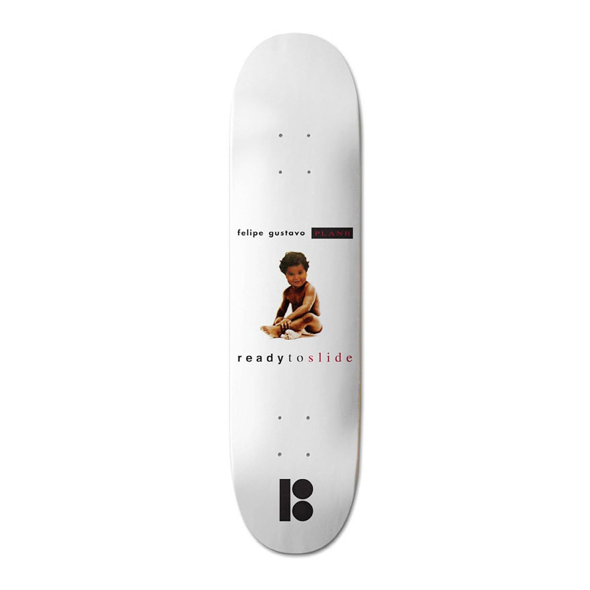 Plan B Notorious Deck Product Photo #1