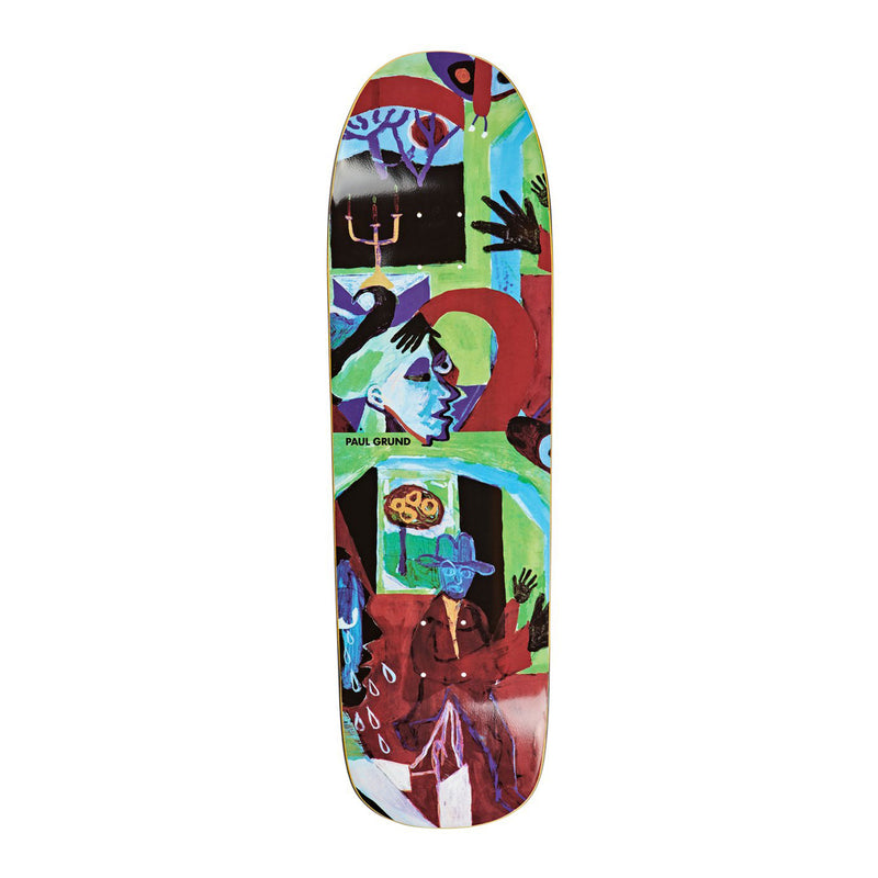 Polar Moth House Deck Product Photo
