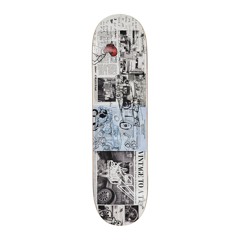 Polar Model T Deck Product Photo