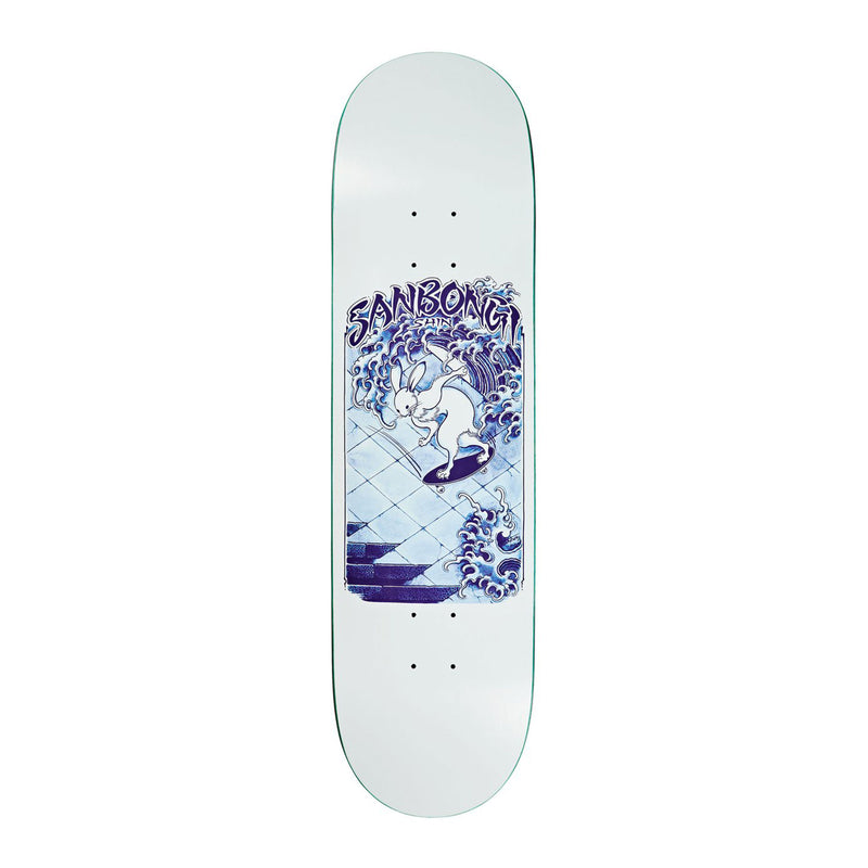 Polar Skate Rabbit Deck Product Photo