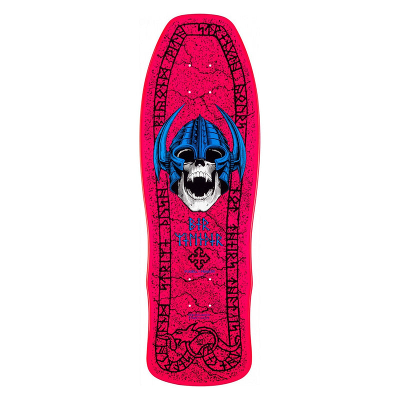Powell Per Welinder Re-Issue Deck - Hot Pink Product Photo