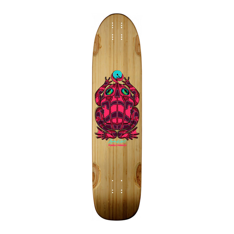 Powell Peralta Byron Essert Mini Frog Bamboo Deck Product Photo
