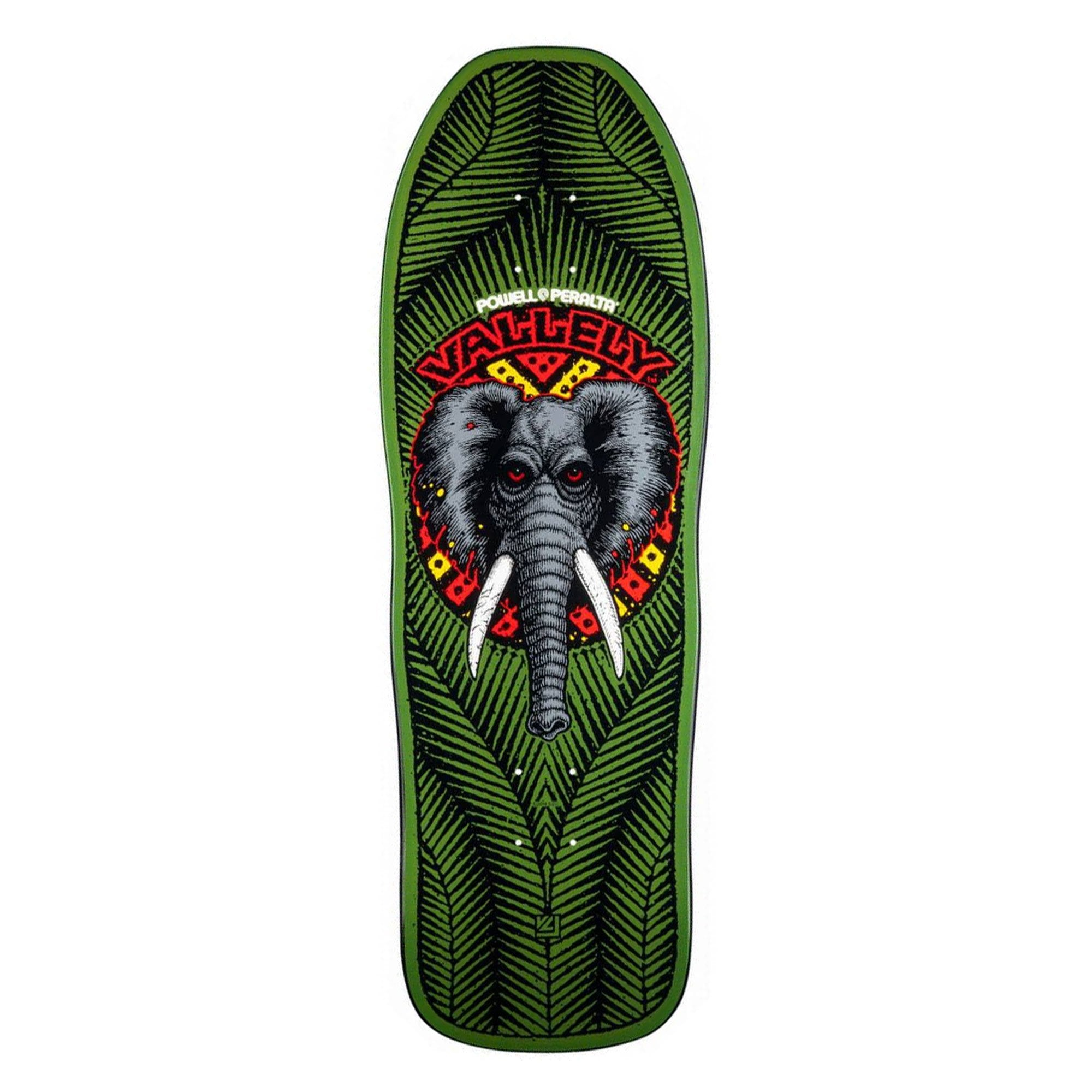Powell Peralta Vallely Elephant Re-Issue Deck Product Photo #1