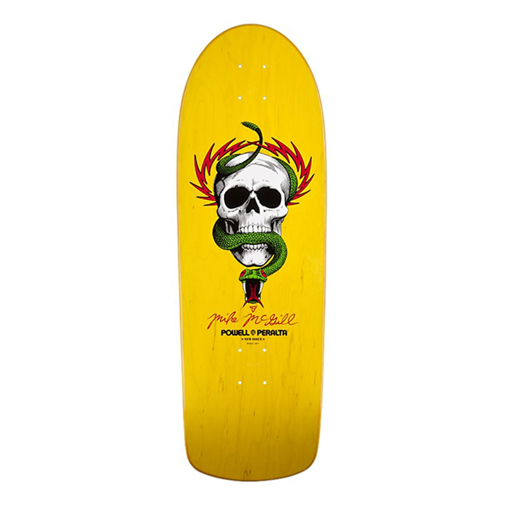 Powell OG Mcgill Reissue Deck - Yellow Product Photo #1