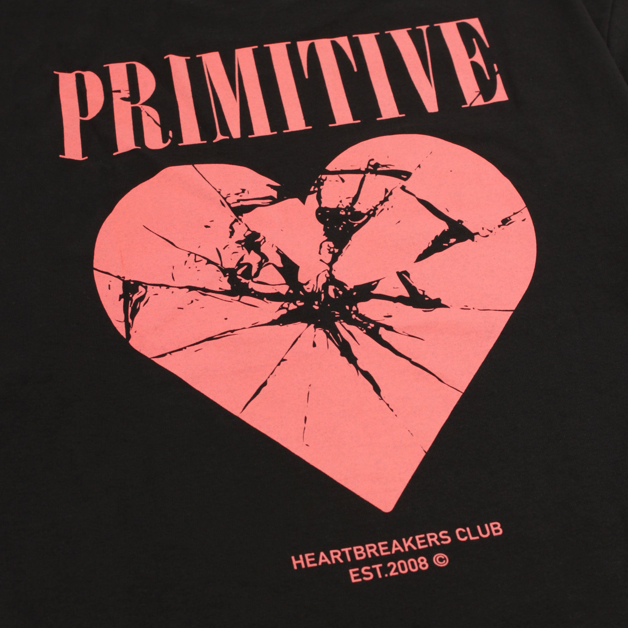 Primitive Shattered Tee Product Photo #4