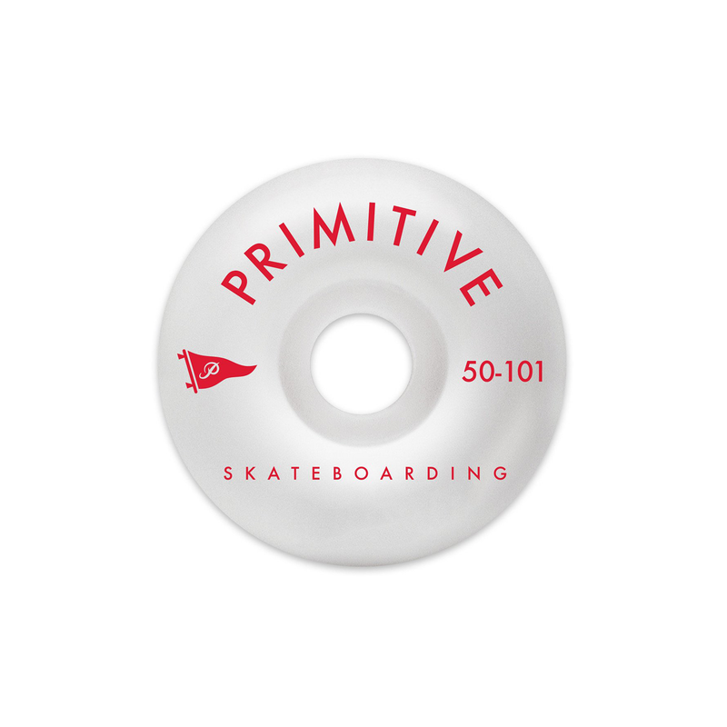 Primitive Pennant Arch Wheels Product Photo