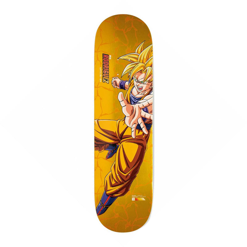 Primitive DBZ Super Saiyan Goku Rodriguez Deck Product Photo
