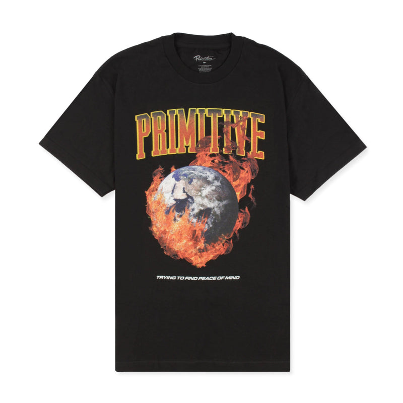 Primitive Global Threat Tee Product Photo
