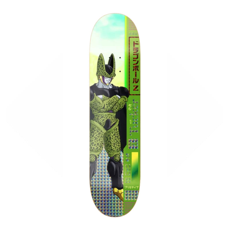 Primitive DBZ Cell Tucker Deck Product Photo