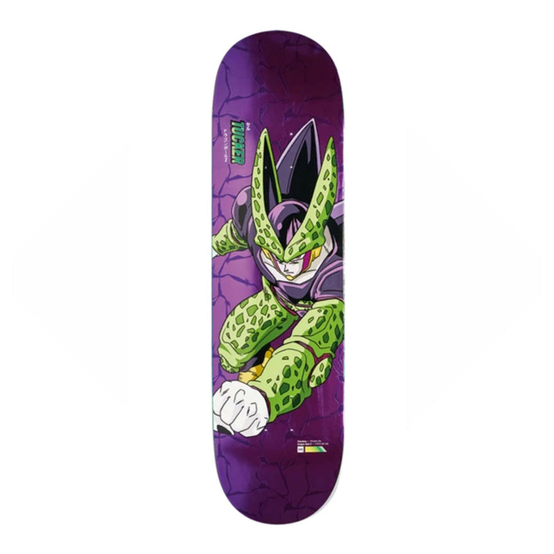 Primitive DBZ Super Saiyan Perfect Cell Tucker Deck Product Photo