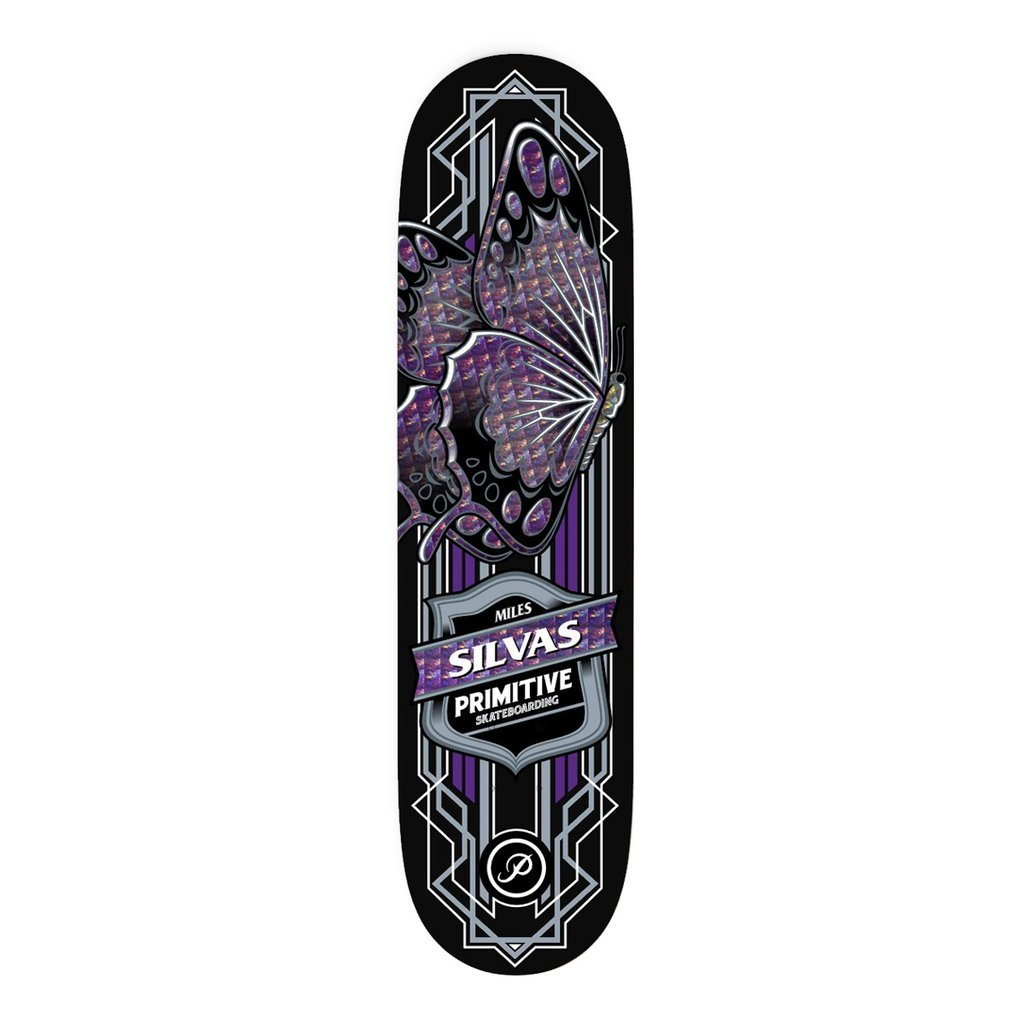 Primitive Silvas Butterfly Deck Product Photo #1