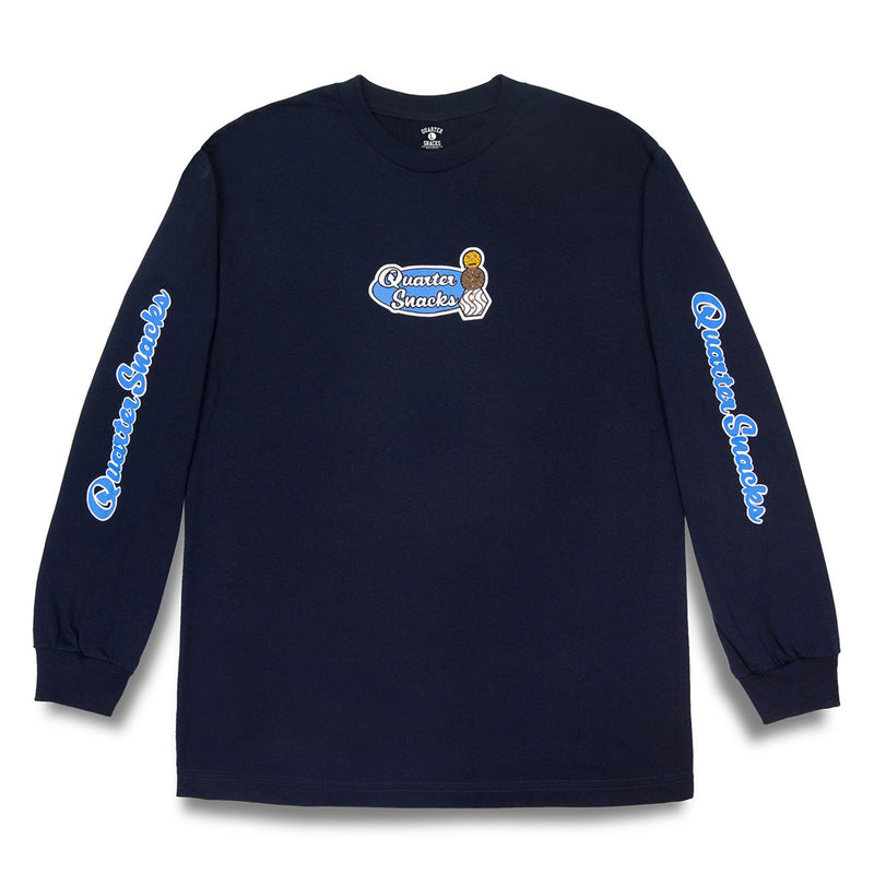 Quartersnacks Middle School L/S Tee Product Photo