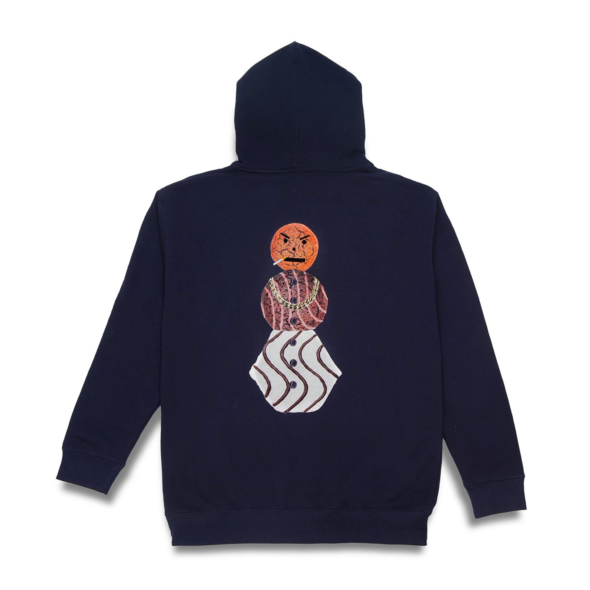 Quartersnacks Classic Snackman Hood Product Photo #1