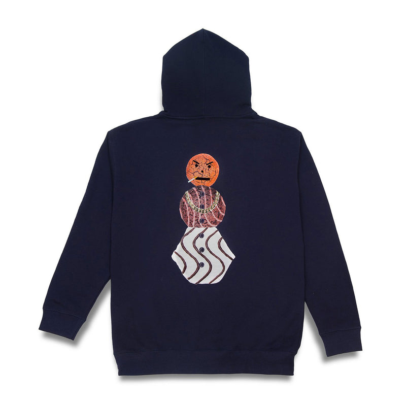 Quartersnacks Classic Snackman Hood Product Photo