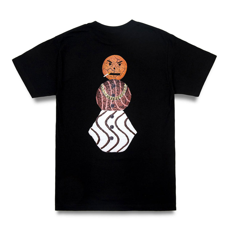 Quartersnacks Classic Snackman Tee Product Photo