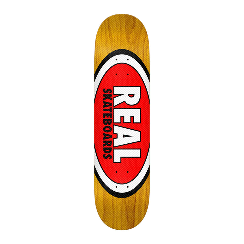 Real Am Oval Herman Deck Product Photo