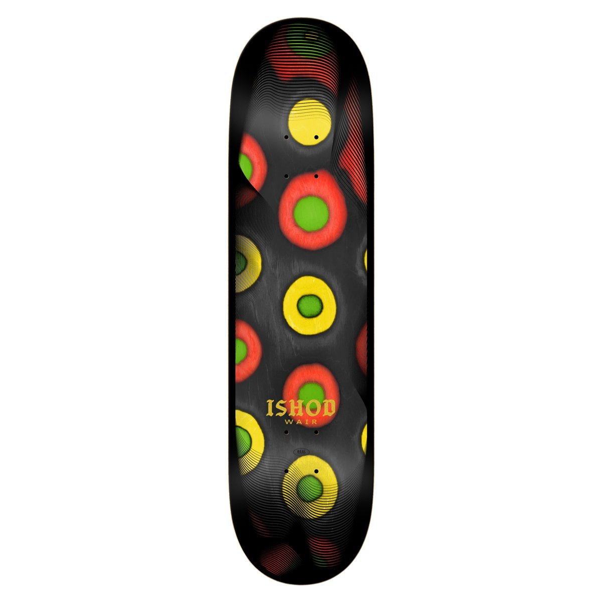 Real Eclipse LTD Deck Ishod - 8.18 Product Photo #1