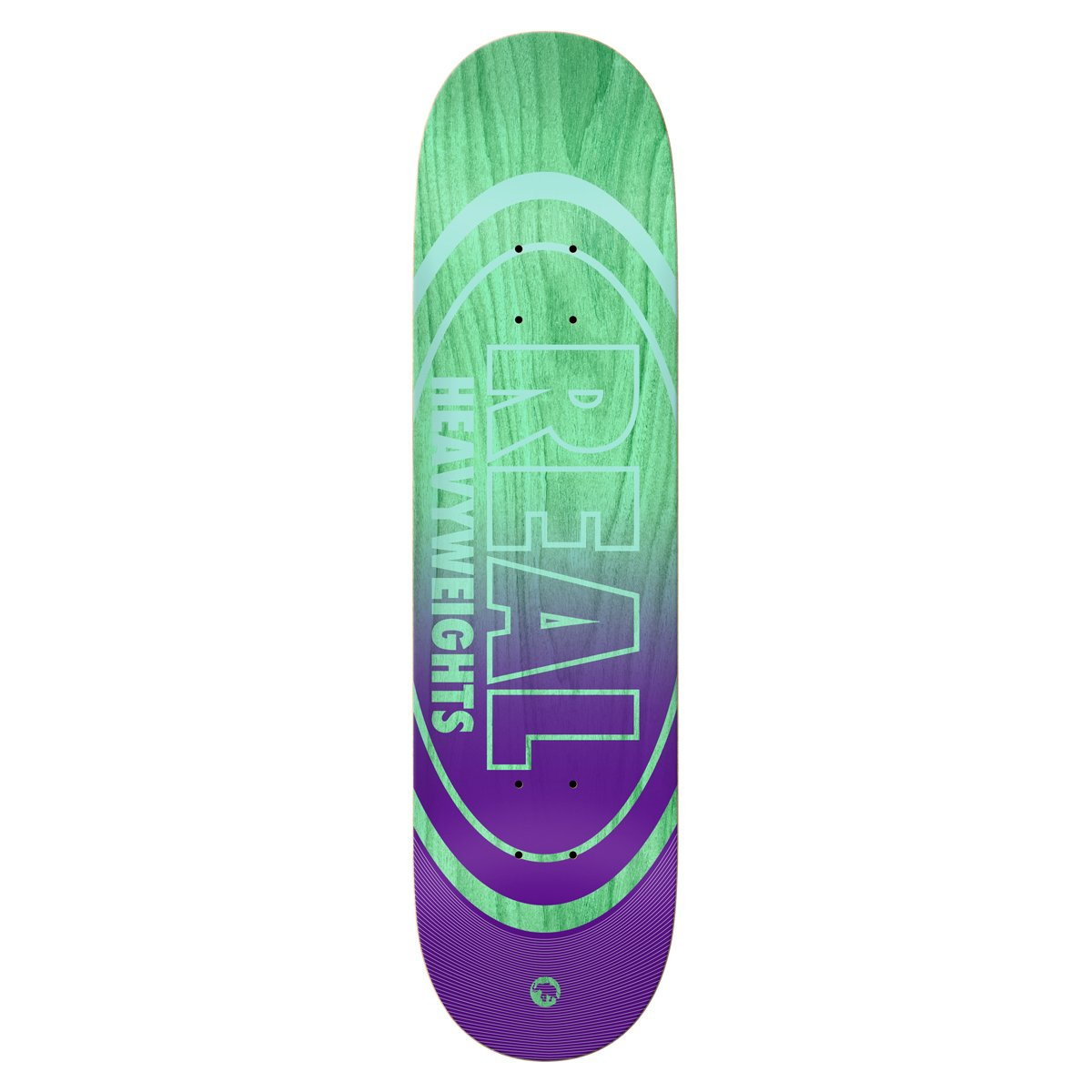 Real Heavyweights Deck Product Photo #1