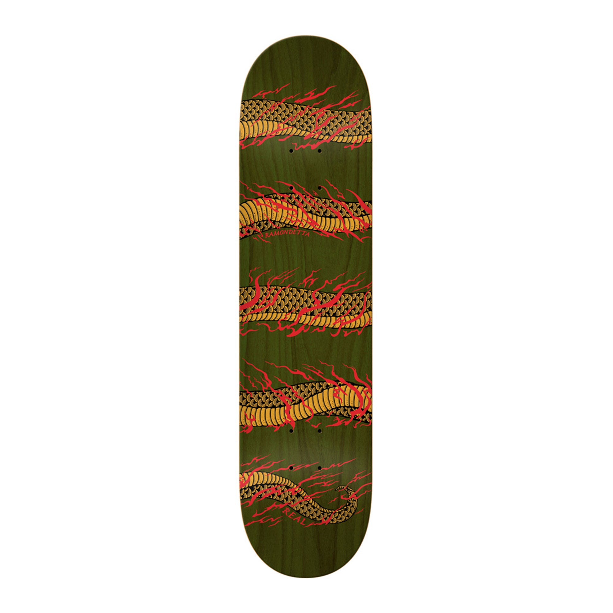 Real Odyssey Ramondetta Deck Product Photo #1