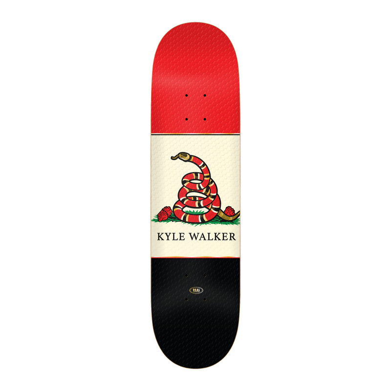 Real Outlaw Emblem Walker Deck Product Photo