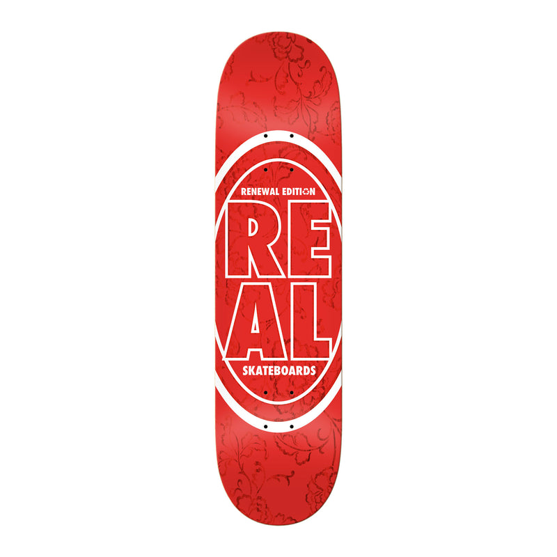 Real Real Floral Oval PP Deck Product Photo