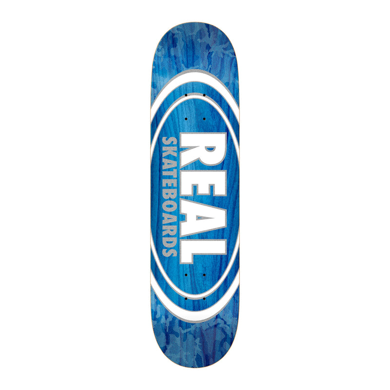 Real Oval Pearl Patterns Deck Product Photo