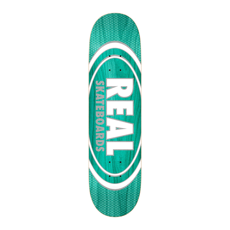 Real Oval Pearl Patterns Slick Deck Product Photo