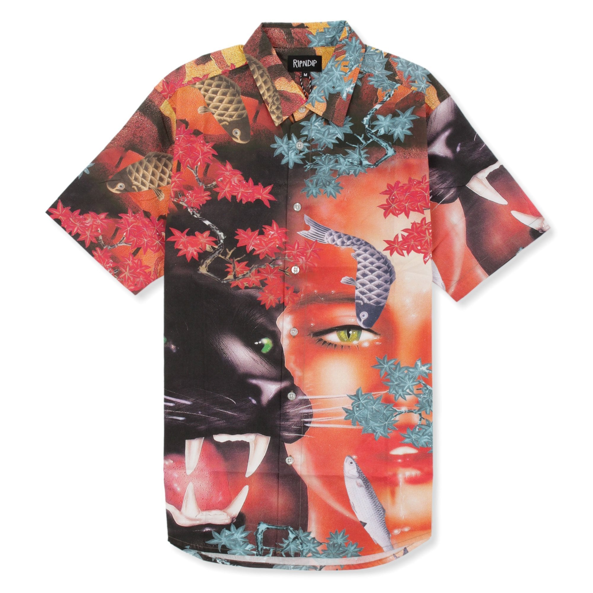 Rip N Dip Koi S/S Shirt Product Photo #1