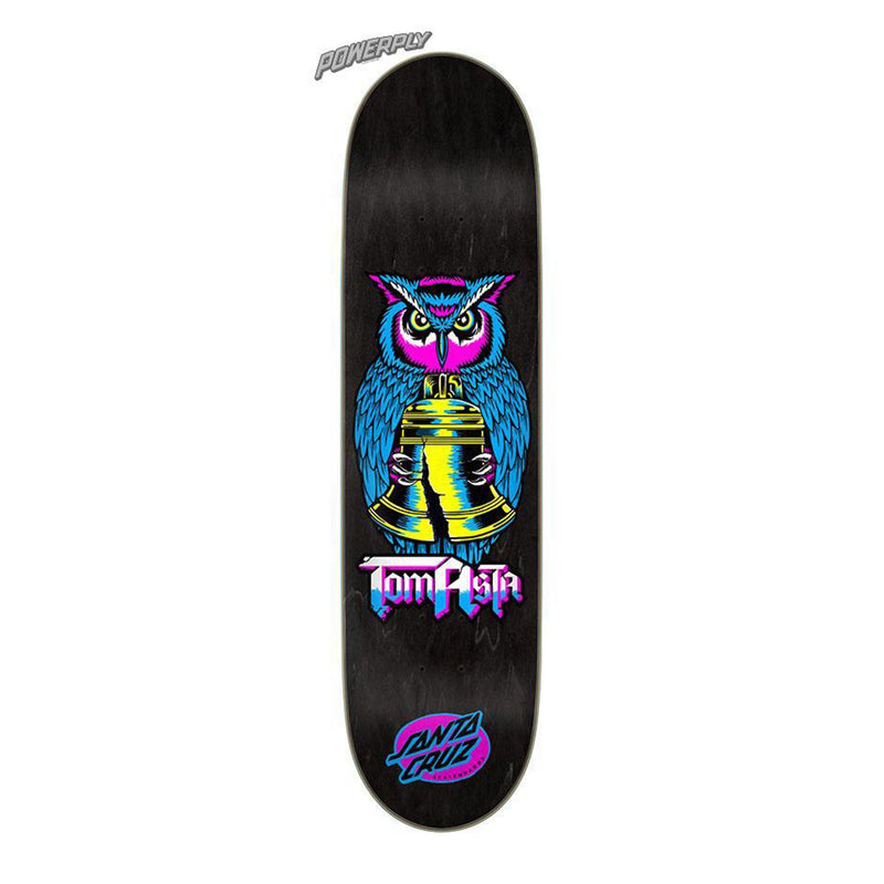 Santa Cruz Asta Night Owl PP Deck Product Photo