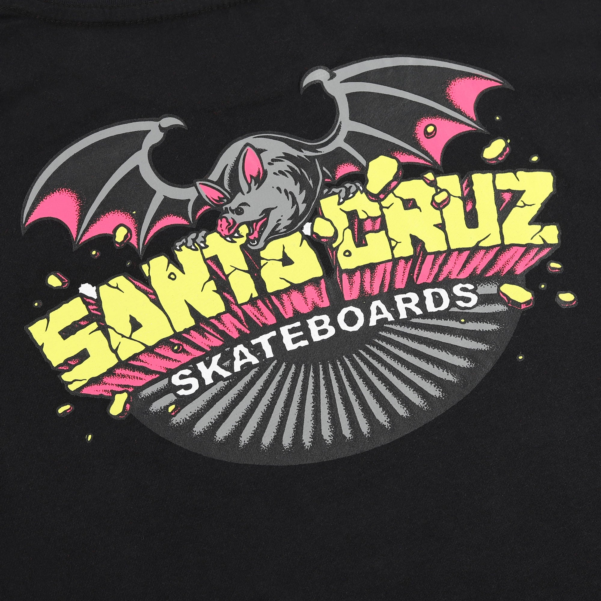 Santa Cruz Bat Tee (Youth) Product Photo #2